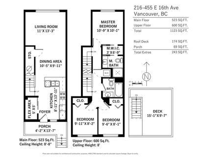 455-e-16th-avenue-mount-pleasant-ve-vancouver-east-20 at 216 - 455 E 16th Avenue, Mount Pleasant VE, Vancouver East