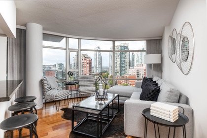 1 at 1509 - 189 Davie Street, Yaletown, Vancouver West