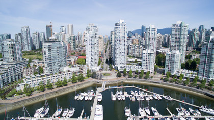 16 at 1509 - 189 Davie Street, Yaletown, Vancouver West