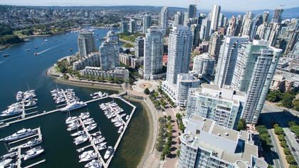 17 at 1509 - 189 Davie Street, Yaletown, Vancouver West