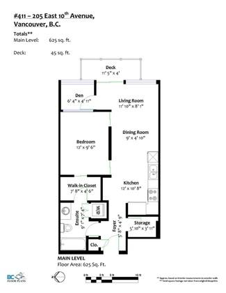 205-e-10th-avenue-mount-pleasant-ve-vancouver-east-18 at 411 - 205 E 10th Avenue, Mount Pleasant VE, Vancouver East