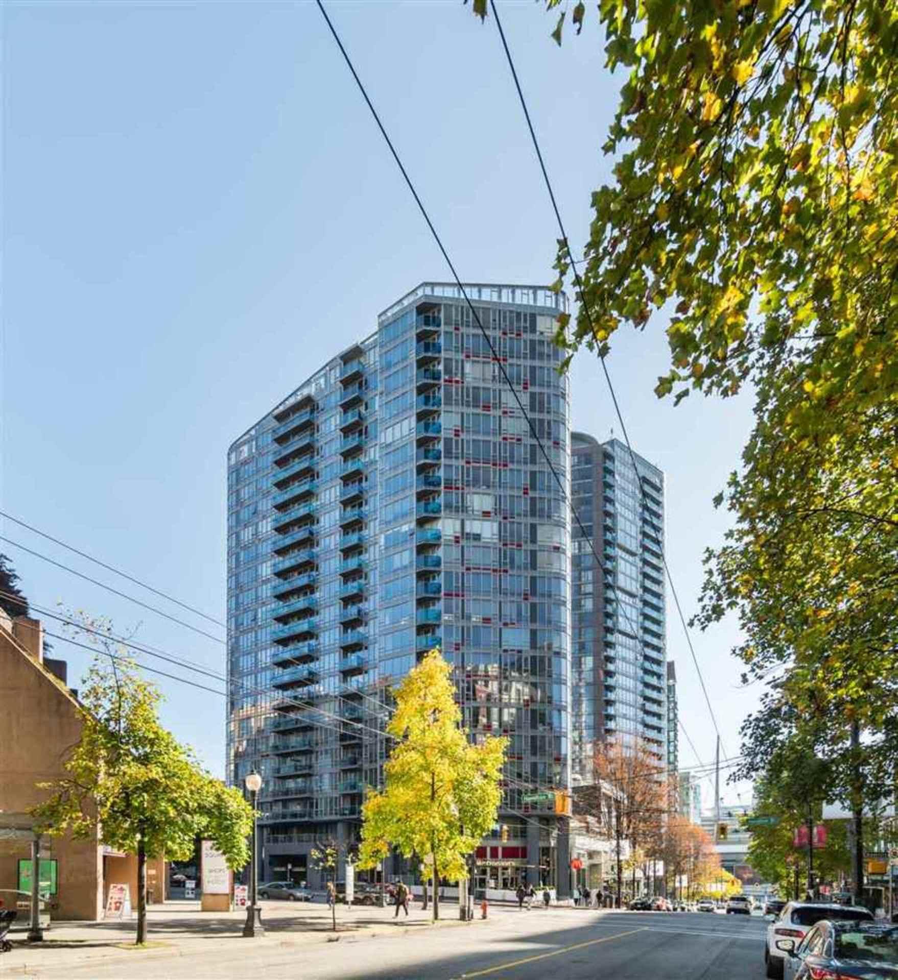 1709 - 788 Hamilton Street, Downtown VW, Vancouver West