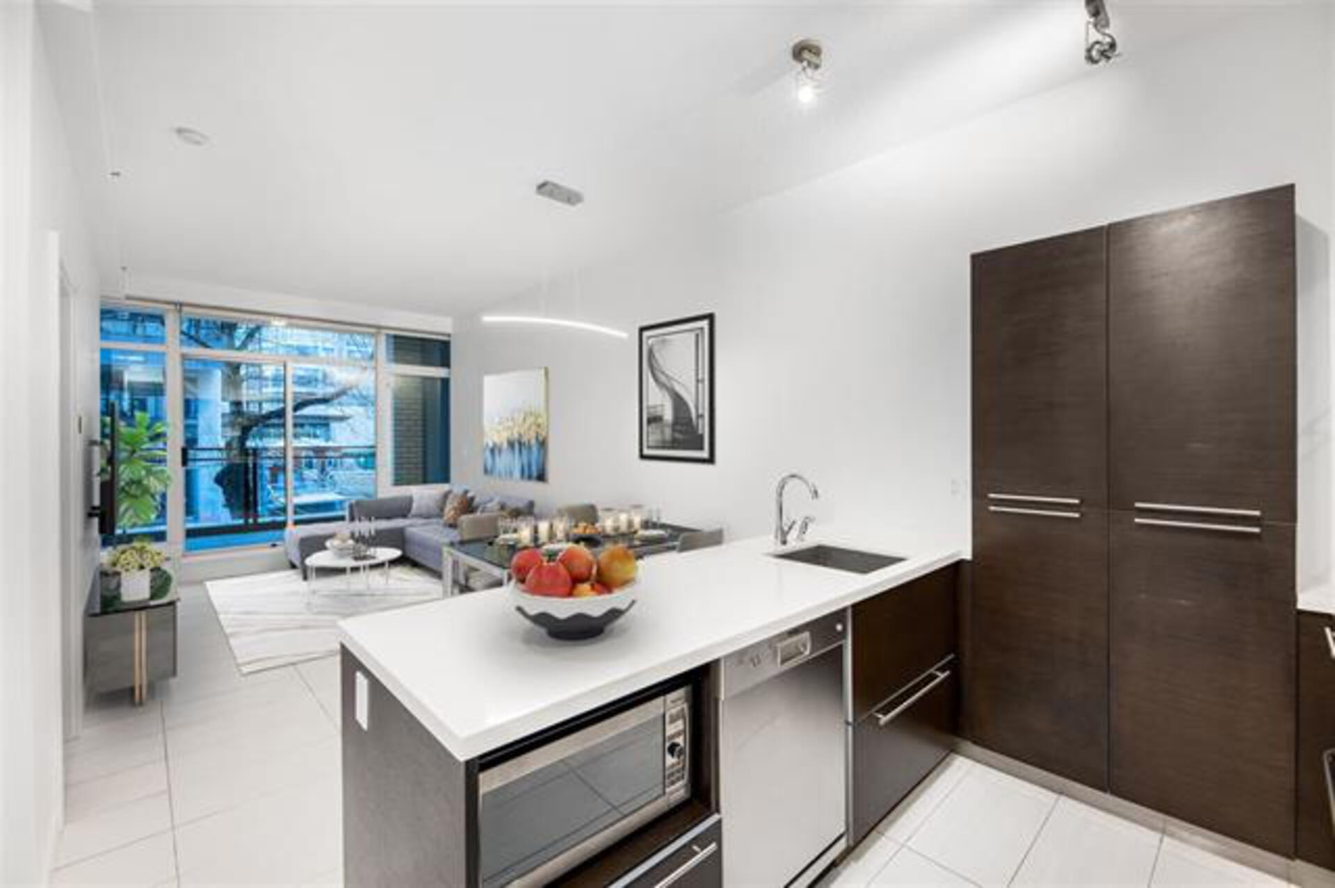 202 - 1252 Hornby Street, Downtown VW, Vancouver West