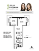 floor-plan-604-137-w-17th-st at 604 - 137 West 17th Street, Central Lonsdale, North Vancouver