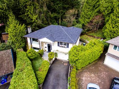 1266bracknell-9d at 1266 Bracknell Place, Canyon Heights NV, North Vancouver