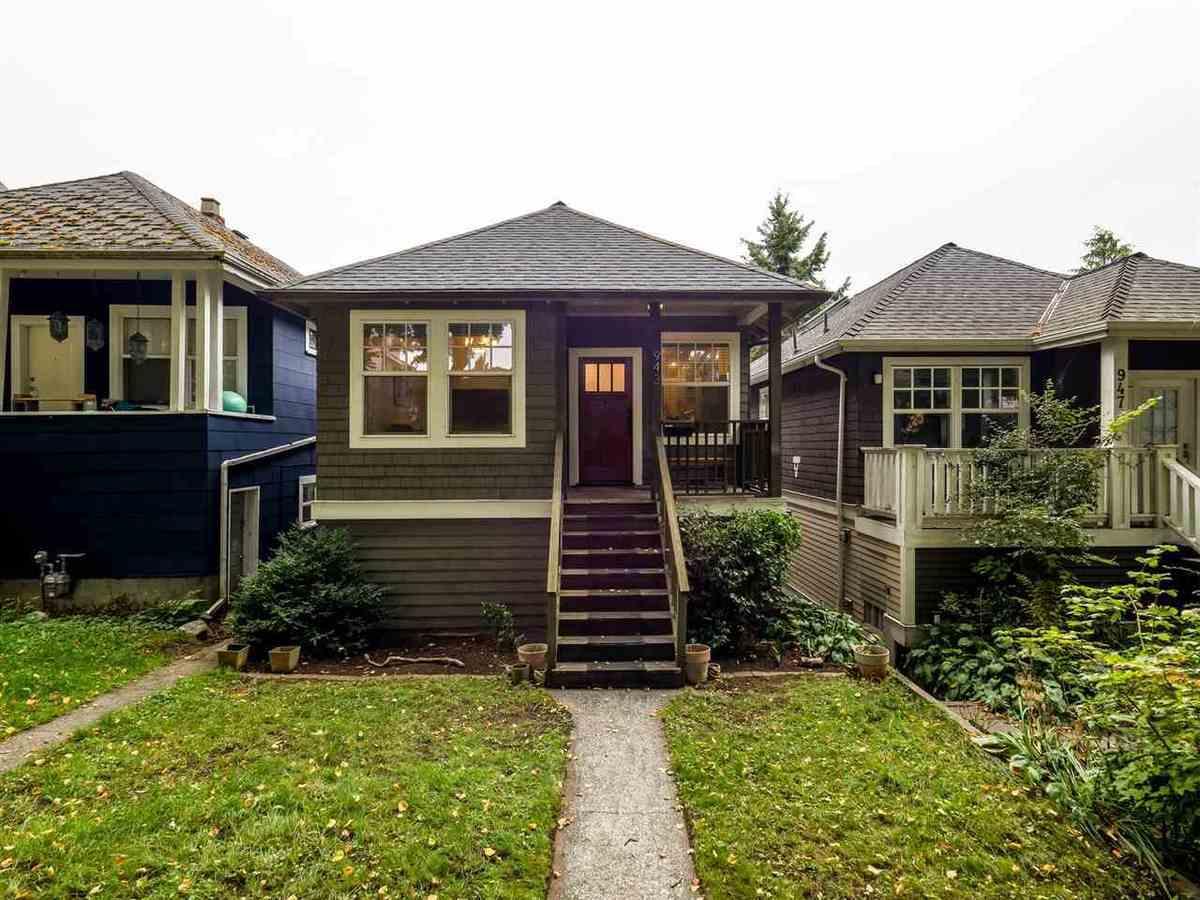943 E 17th Avenue, Fraser VE, Vancouver East