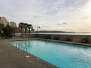 Outdoor waterfront pool at 708 - 150 24th Street, Dundarave, West Vancouver