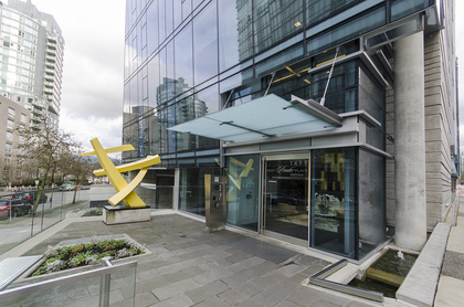 1346 at 301 - 1499 West Pender Street, Coal Harbour, Vancouver West