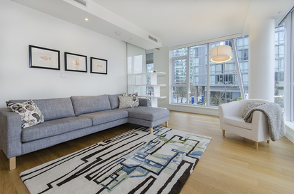 1369 at 301 - 1499 West Pender Street, Coal Harbour, Vancouver West