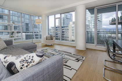 1371 at 301 - 1499 West Pender Street, Coal Harbour, Vancouver West