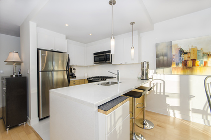 4104 at 301 - 160 West 3rd Street, Lower Lonsdale, North Vancouver