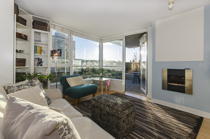 4118 at 301 - 160 West 3rd Street, Lower Lonsdale, North Vancouver