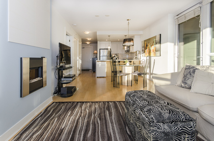 4121 at 301 - 160 West 3rd Street, Lower Lonsdale, North Vancouver