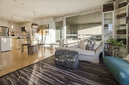 4123 at 301 - 160 West 3rd Street, Lower Lonsdale, North Vancouver
