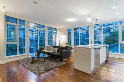 262294360-2 at 209 - 199 Victory Ship Way, Lower Lonsdale, North Vancouver