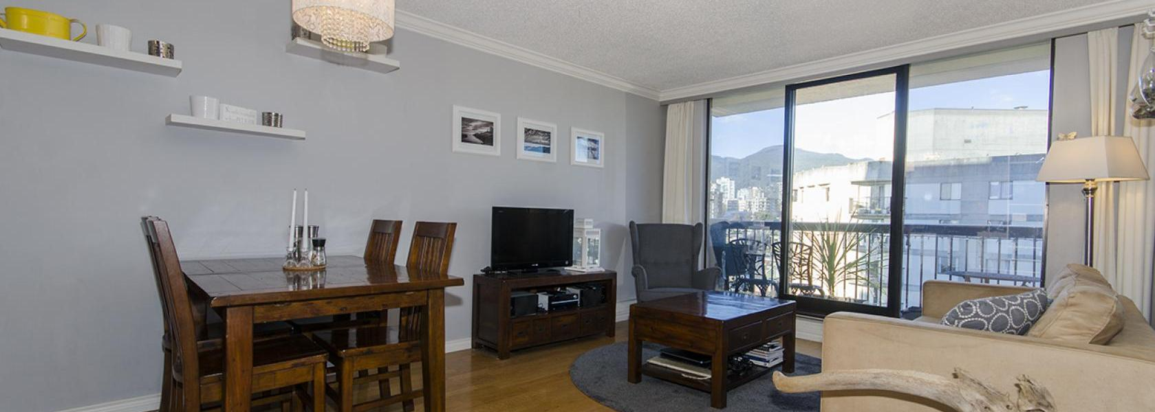 1604 - 145 St. Georges Avenue, Lower Lonsdale, North Vancouver