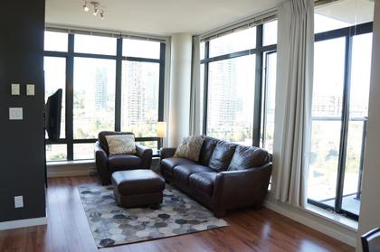 Windows on all sides at 1606 - 2355 Madison Avenue, Brentwood Park, Burnaby North