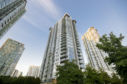 5110 at 2506 - 1067 Marinaside Crescent, Yaletown, Vancouver West