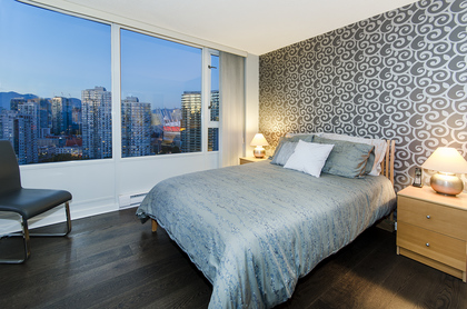 5124 at 2506 - 1067 Marinaside Crescent, Yaletown, Vancouver West