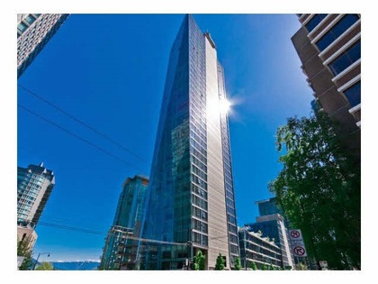 at 302 - 1499 W Pender Street, Coal Harbour, Vancouver West