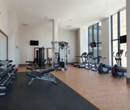 gym at 711 - 288 W 1st Avenue, False Creek, Vancouver West