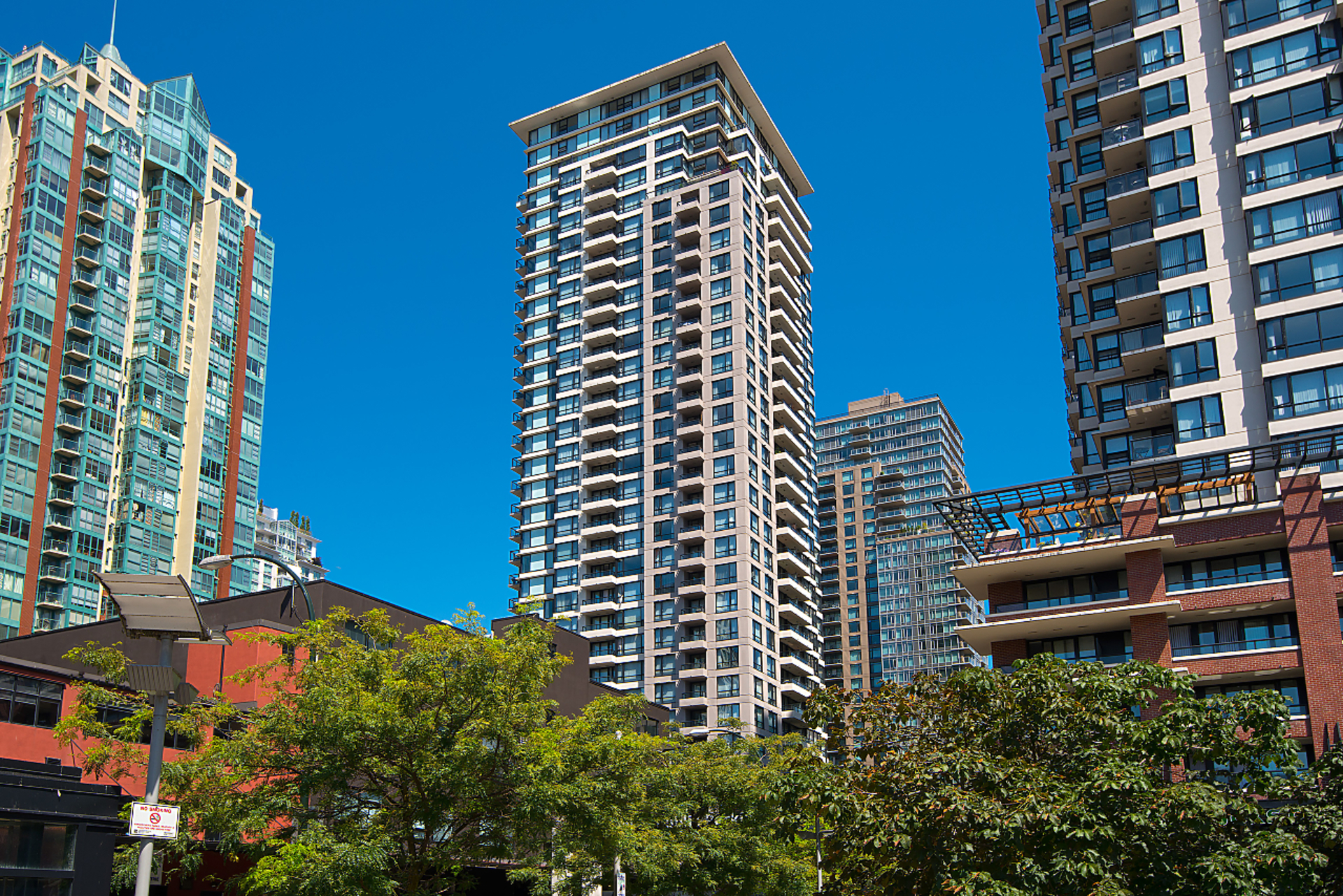 1010 - 928 Homer Street, Yaletown, Vancouver West