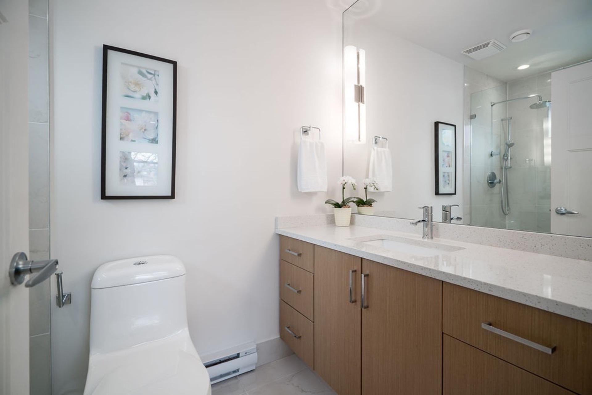 bath-room at 1816 E 14th Avenue, Grandview VE, Vancouver East