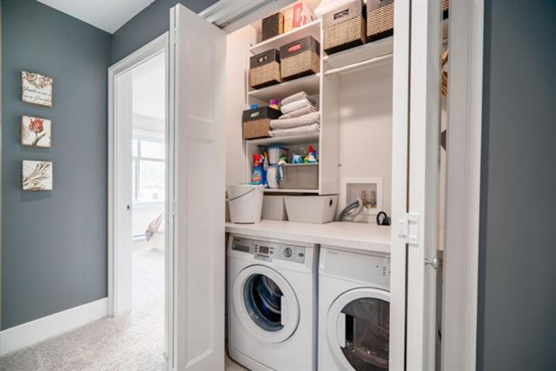 laundry at 1816 E 14th Avenue, Grandview VE, Vancouver East