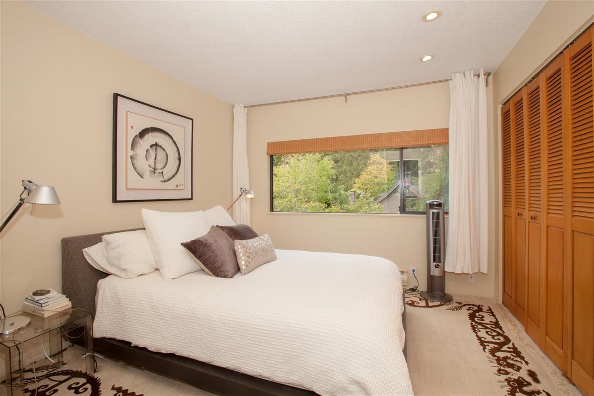 bedroom-copy at  6421 Wellington Avenue, Horseshoe Bay WV, West Vancouver
