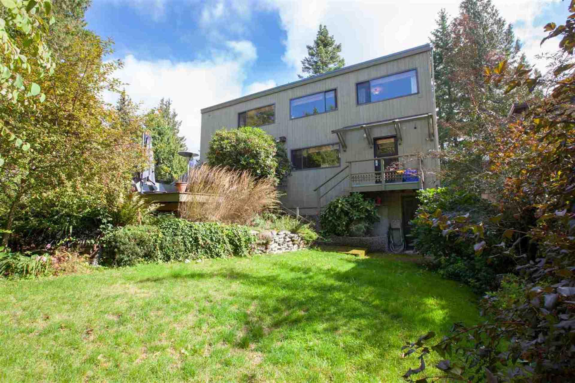 exterior-rear-copy at  6421 Wellington Avenue, Horseshoe Bay WV, West Vancouver