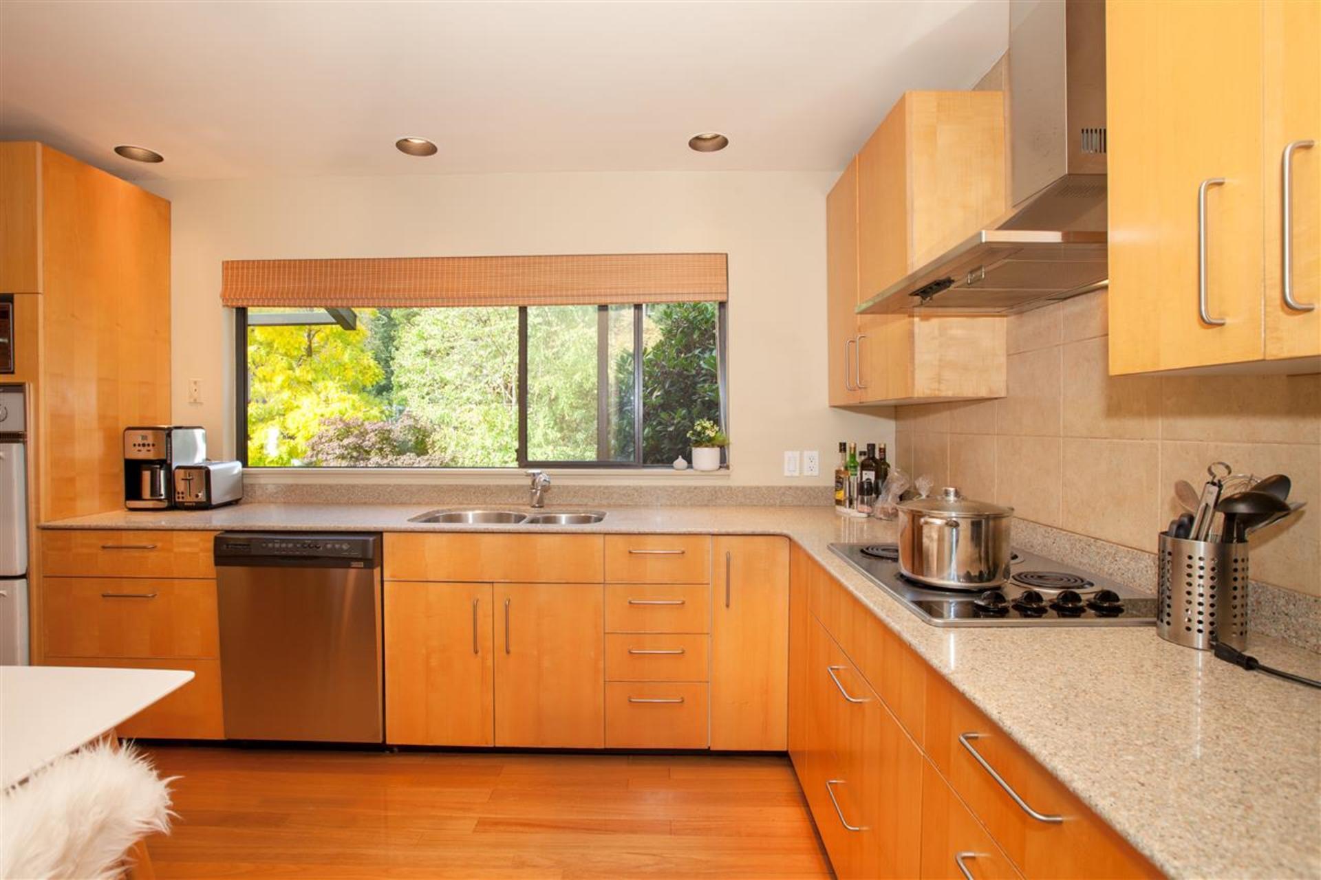 kitchen-copy at  6421 Wellington Avenue, Horseshoe Bay WV, West Vancouver