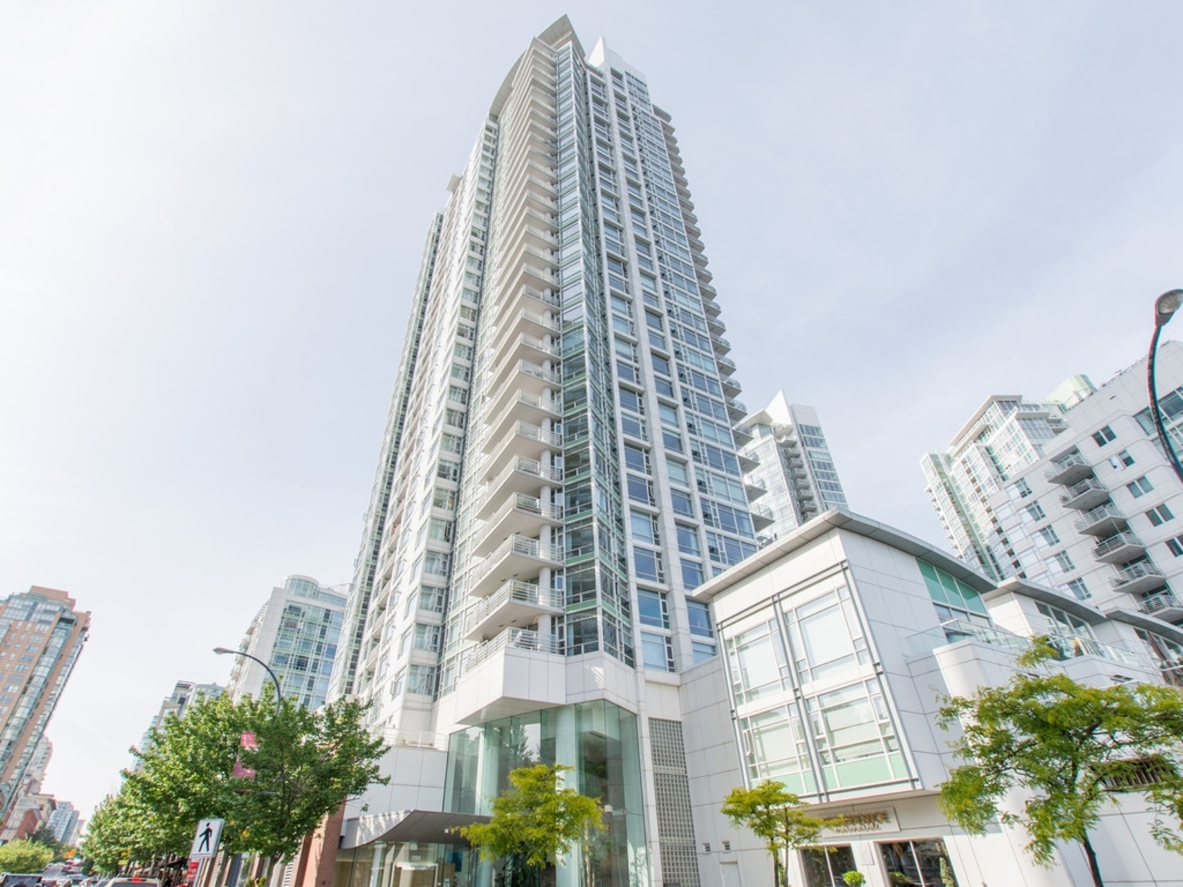 1199 Marinaside Crescent, Yaletown, Vancouver West