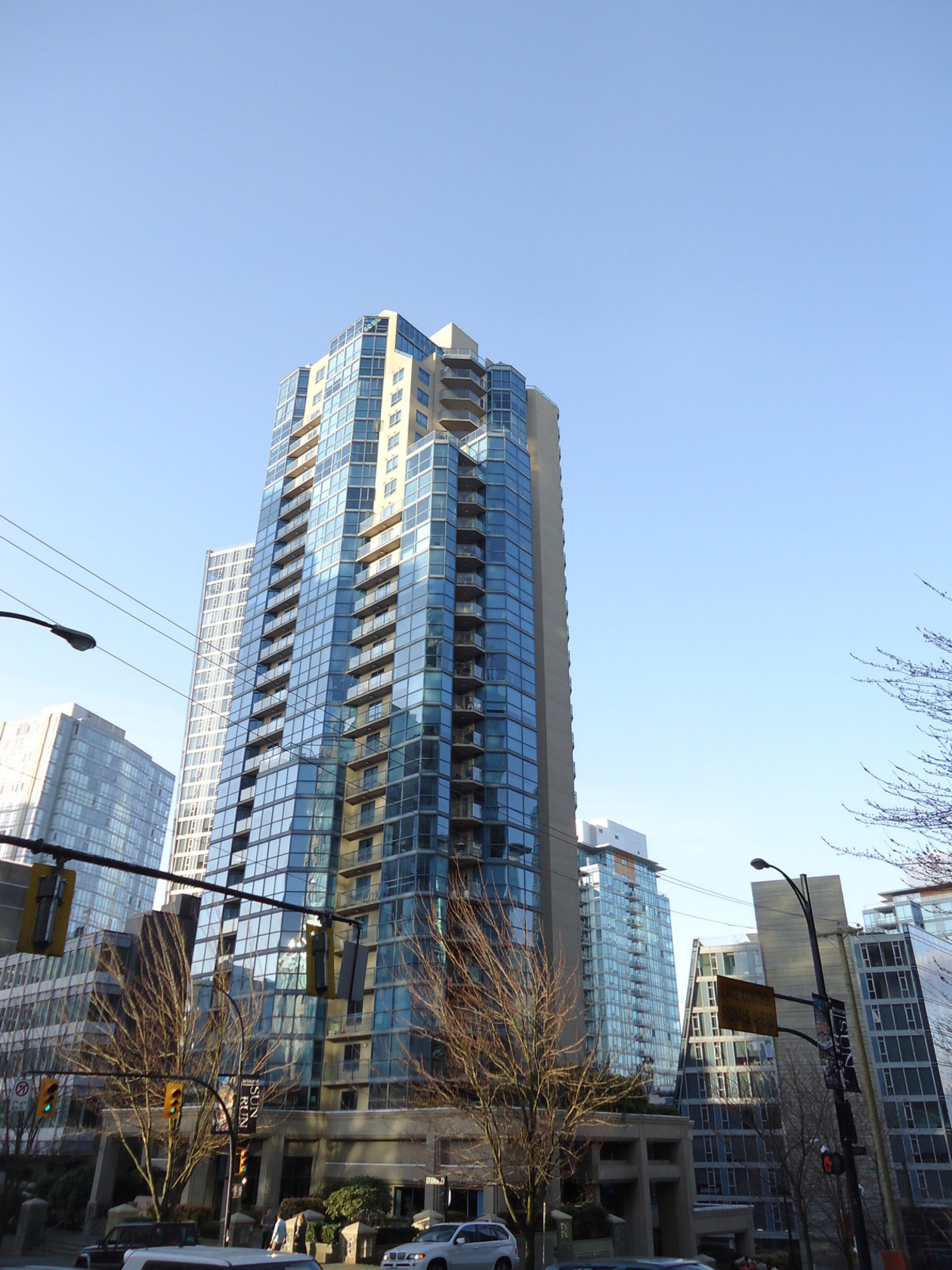 1415 W Georgia Street at 1415 W Georgia Street, Coal Harbour, Vancouver West