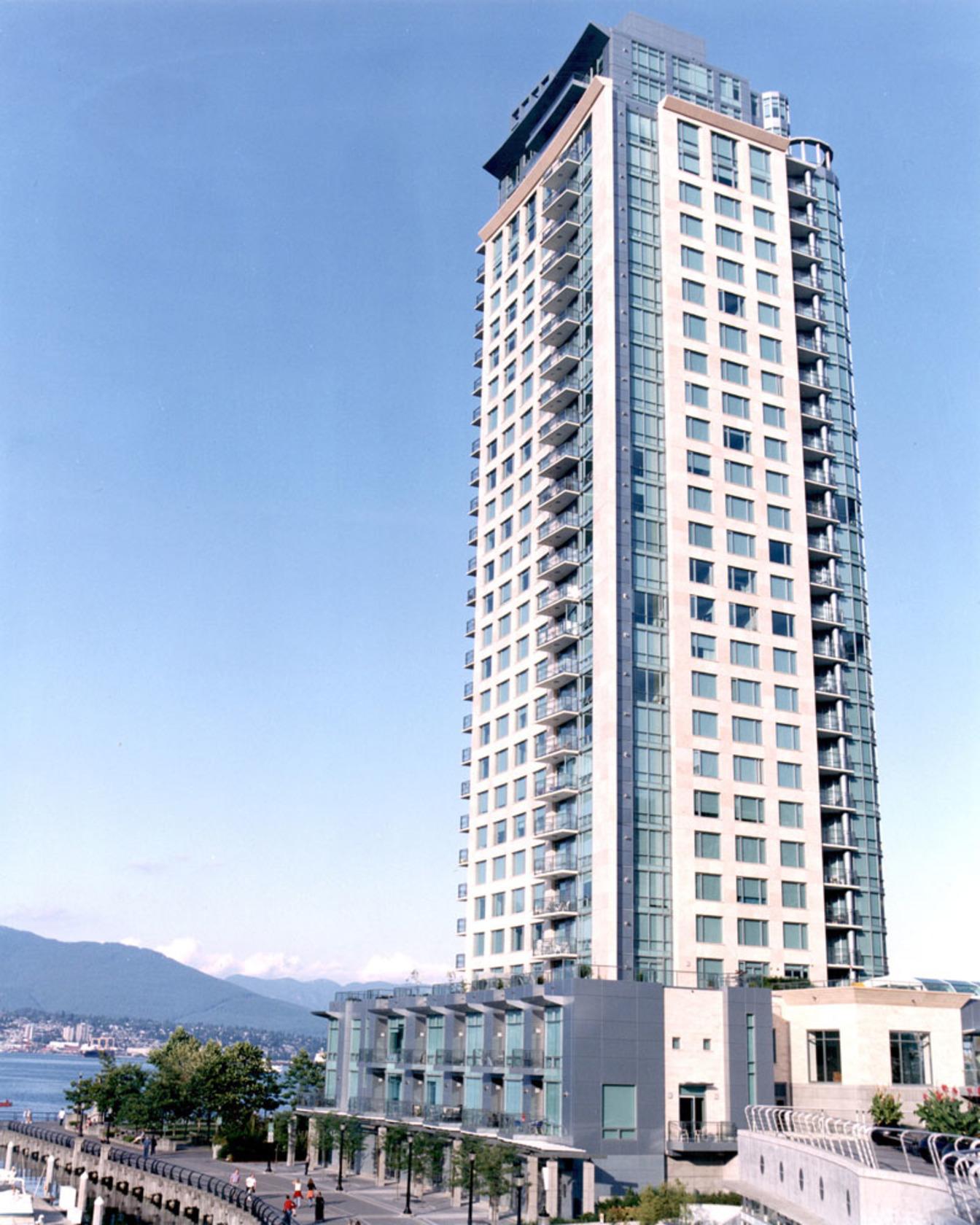323 Jervis Street, Coal Harbour, Vancouver West