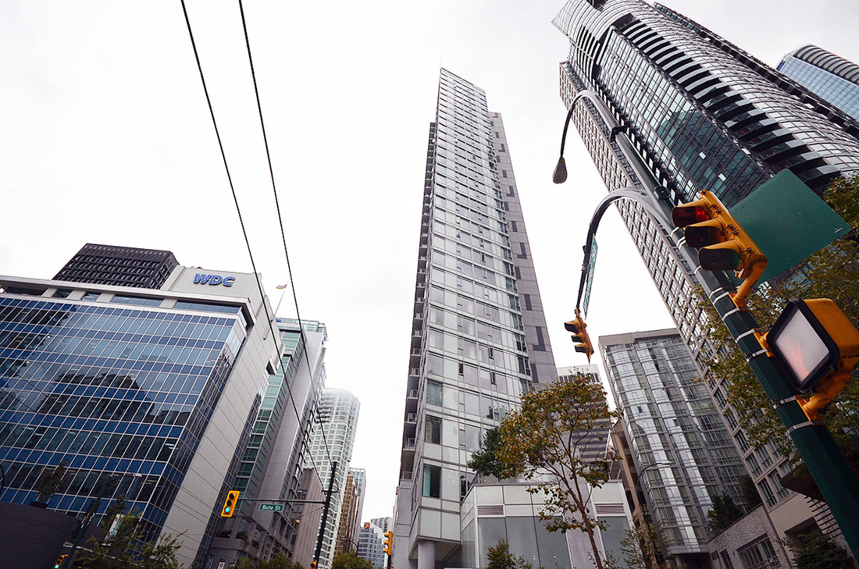 The Sapphire Vancouver at 1188 W Pender Street, Coal Harbour, Vancouver West
