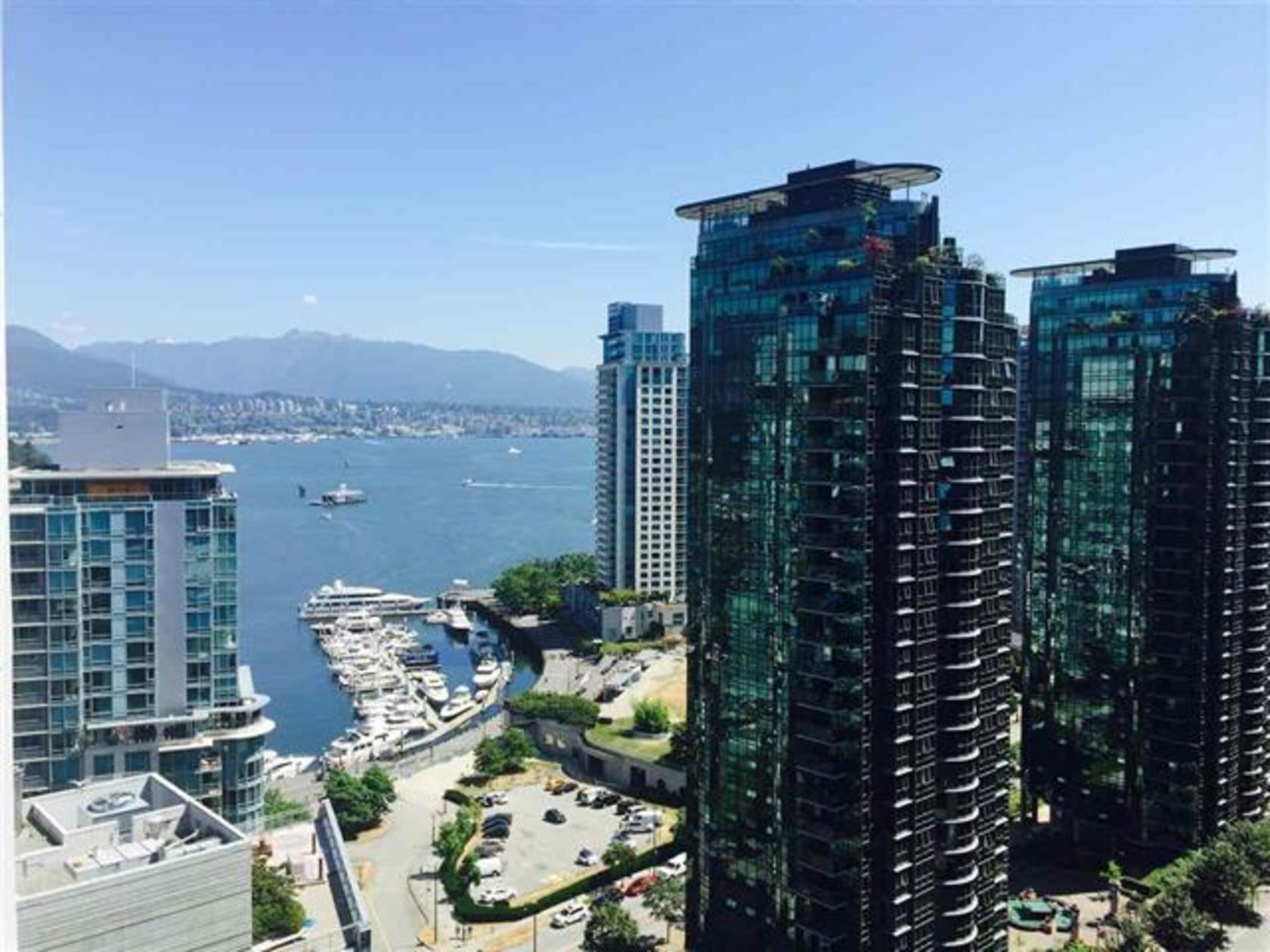 262209489-18 at 1704 - 1415 W Georgia Street, Coal Harbour, Vancouver West