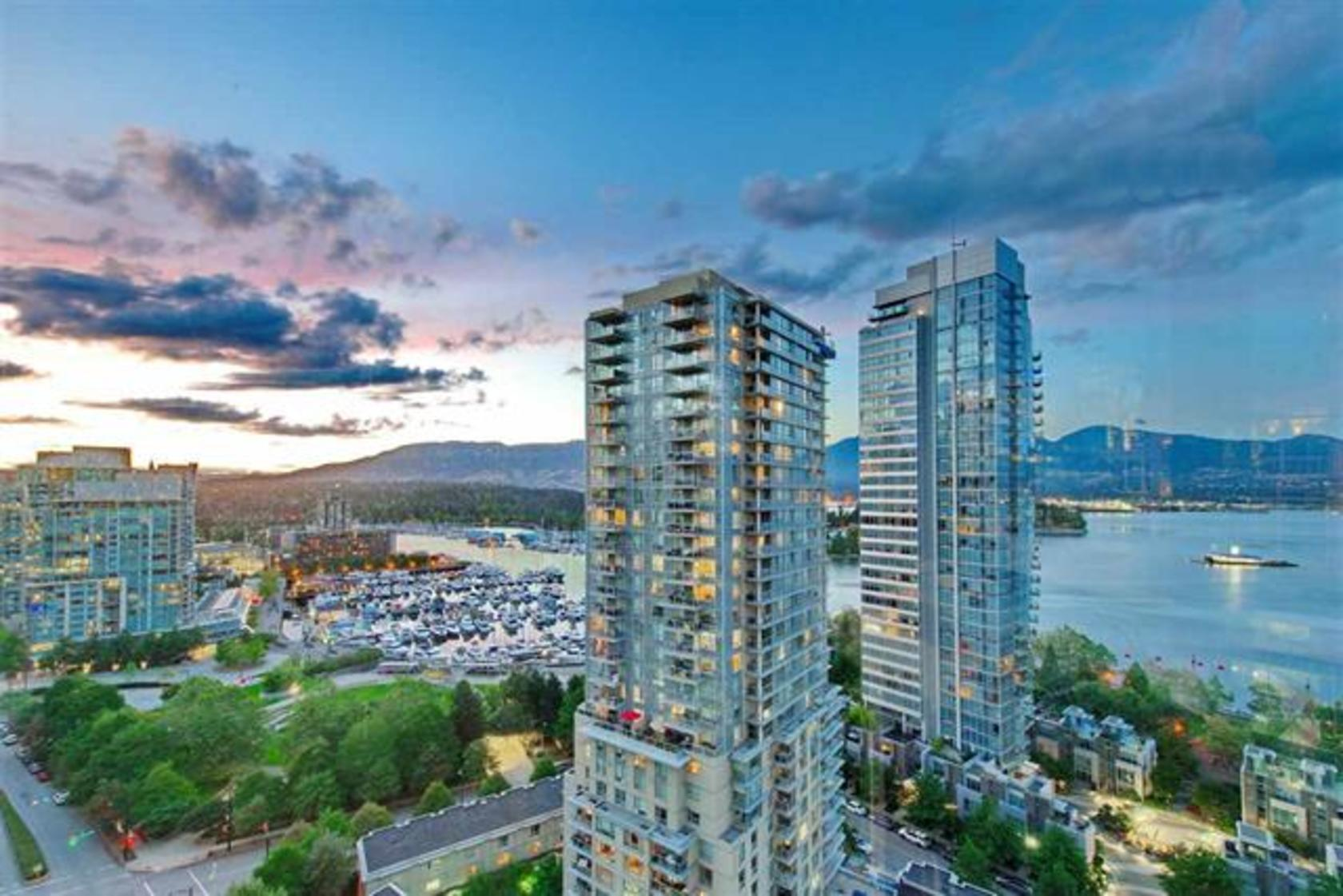 262229235 at 1901 - 1228 W Hastings Street, Coal Harbour, Vancouver West