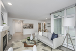7 at 803 - 1199 Marinaside Crescent, Yaletown, Vancouver West