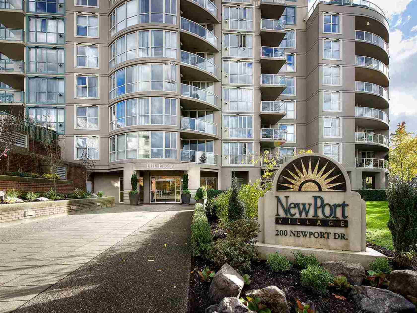 newport-3 at 1604 - 200 Newport Drive, North Shore Pt Moody, Port Moody