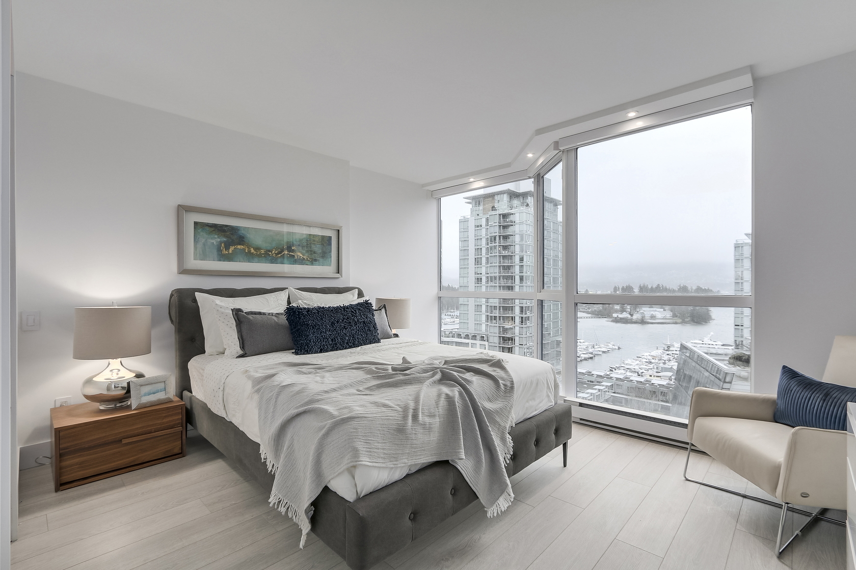 15 at 1003 - 1415 W Georgia Street, Coal Harbour, Vancouver West