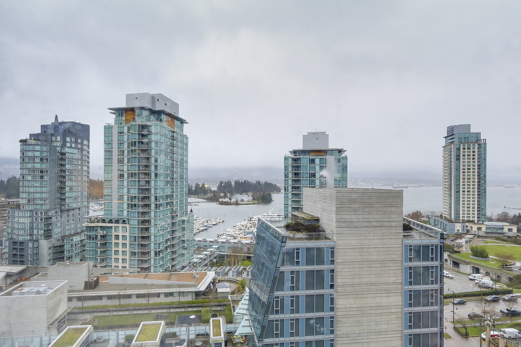 16 at 1003 - 1415 W Georgia Street, Coal Harbour, Vancouver West
