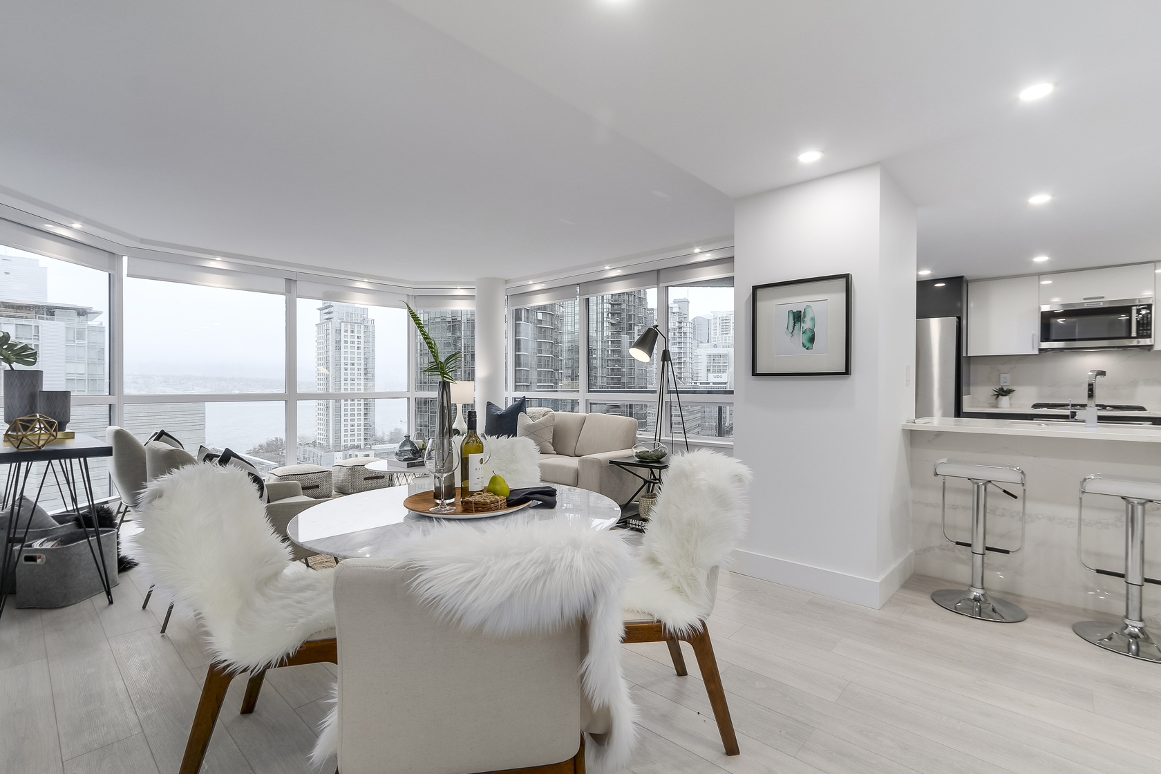 2 at 1003 - 1415 W Georgia Street, Coal Harbour, Vancouver West
