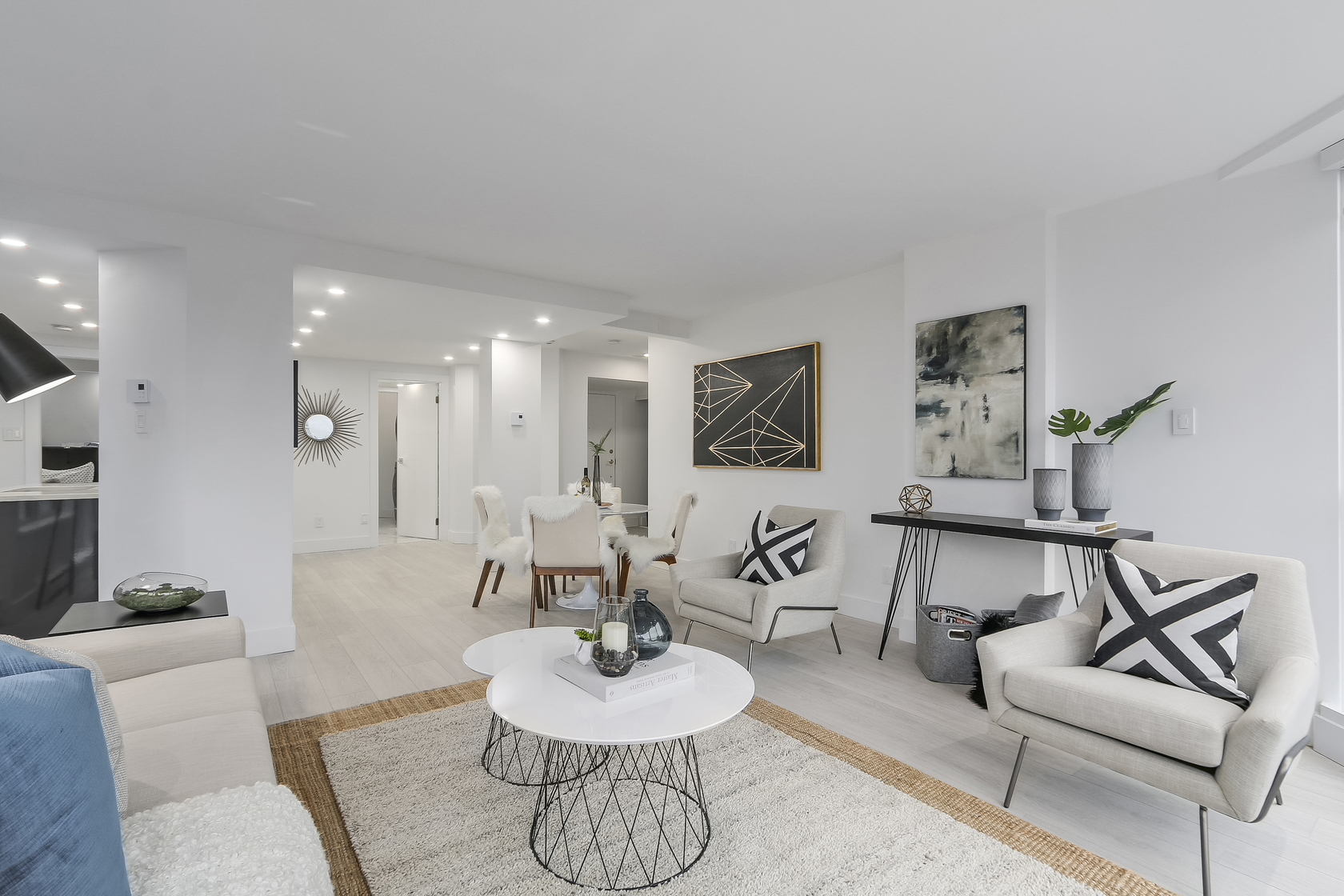 6 at 1003 - 1415 W Georgia Street, Coal Harbour, Vancouver West
