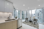 11 at 1704 - 1415 W Georgia Street, Coal Harbour, Vancouver West