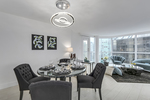16 at 1704 - 1415 W Georgia Street, Coal Harbour, Vancouver West