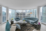 2 at 1704 - 1415 W Georgia Street, Coal Harbour, Vancouver West