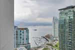 6 at 1704 - 1415 W Georgia Street, Coal Harbour, Vancouver West