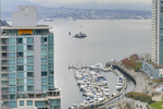 7 at 1704 - 1415 W Georgia Street, Coal Harbour, Vancouver West