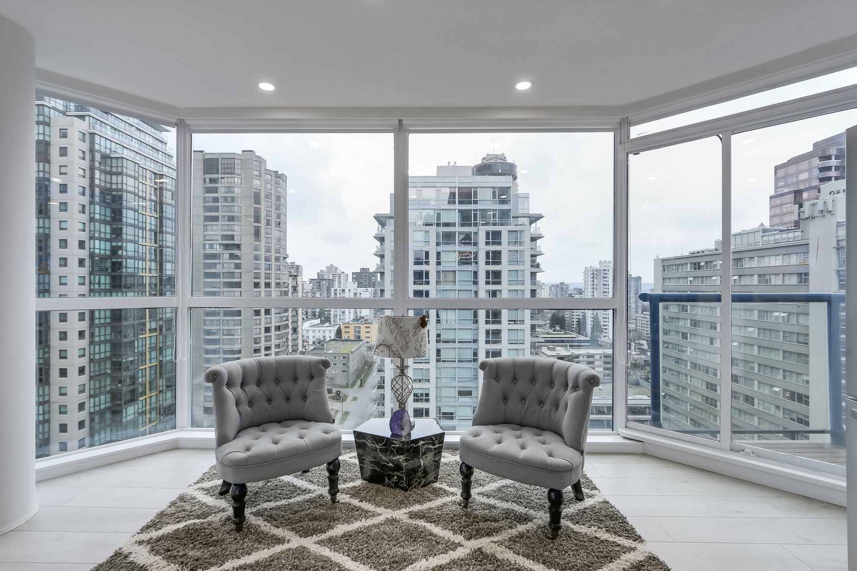 12 at 1704 - 1415 W Georgia Street, Coal Harbour, Vancouver West