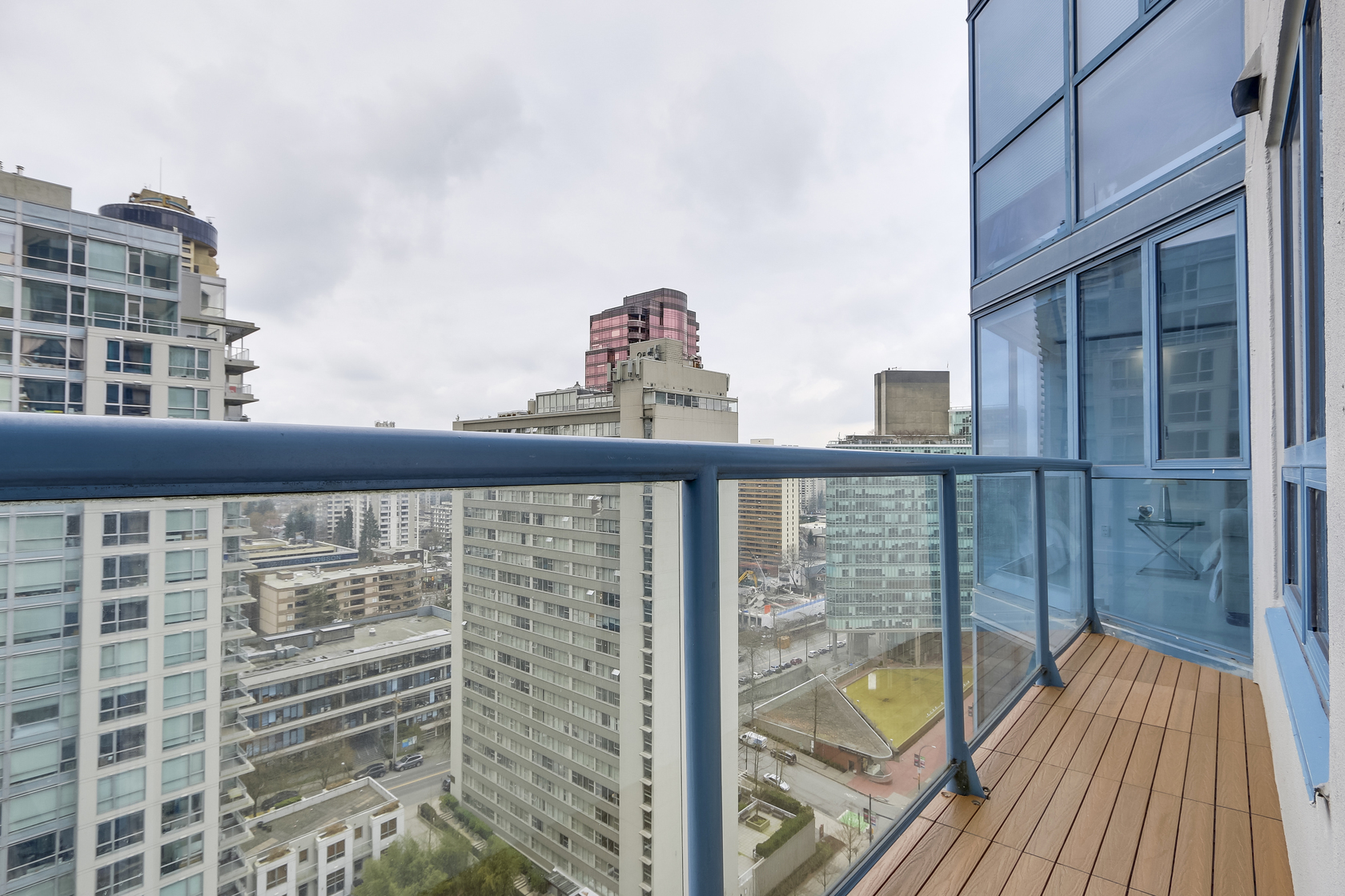 14 at 1704 - 1415 W Georgia Street, Coal Harbour, Vancouver West